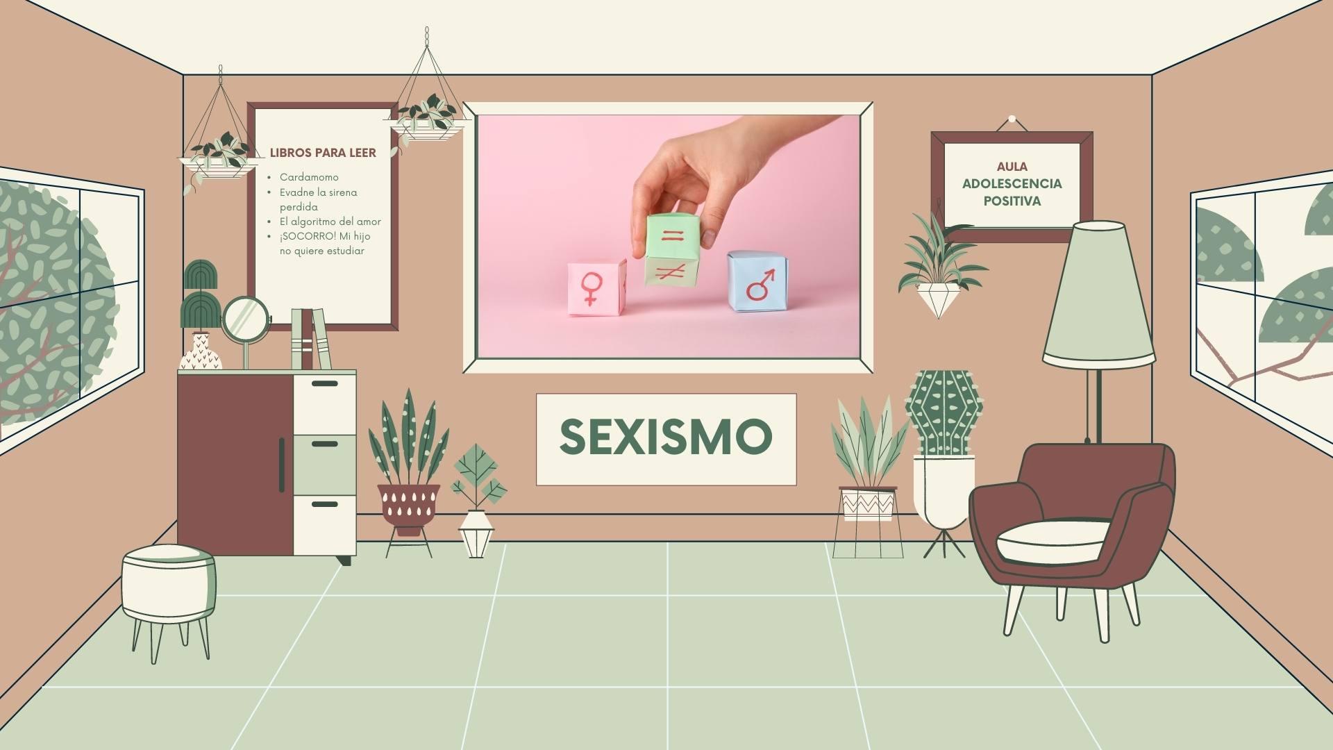 Sexismo en la adolescencia